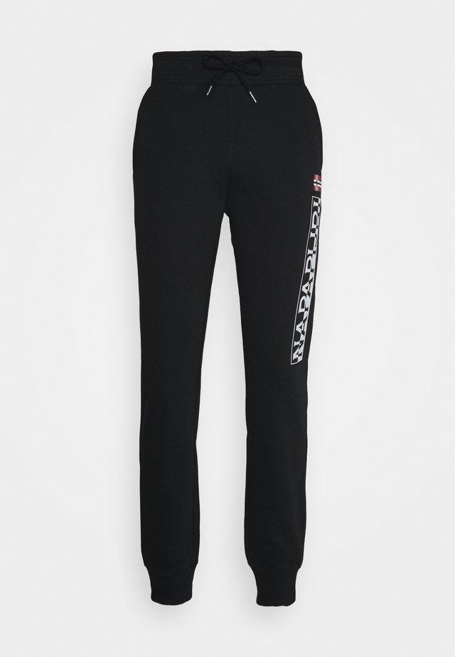 ICE BLACK - Pantalones deportivos - black