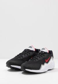 Nike Sportswear - ALPHA LITE - Trainers - black/university red/white/reflective silver - 2