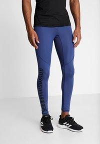adidas Performance - Collants - dark blue - 0
