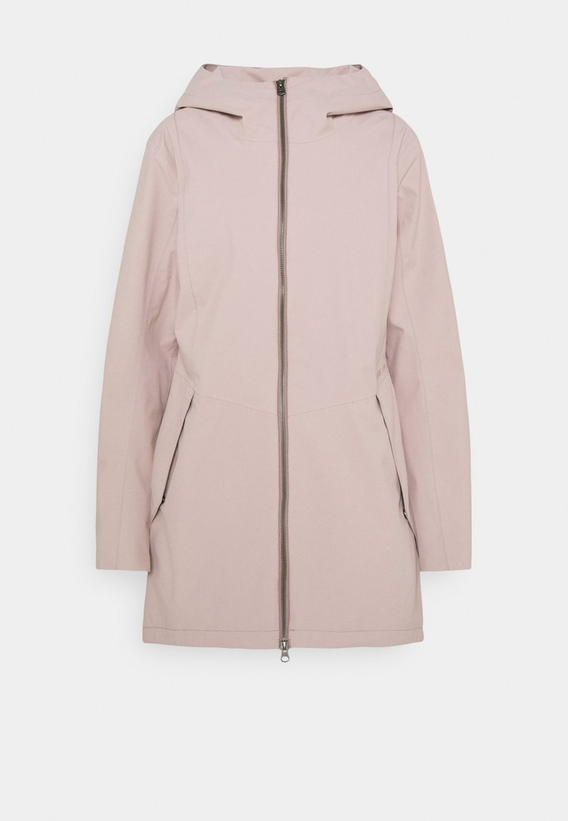 Didriksons - FOLKA - Waterproof jacket - sand rose