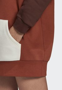 adidas Originals - HOODED DRESS CB - Hoodie - multicolor - 5