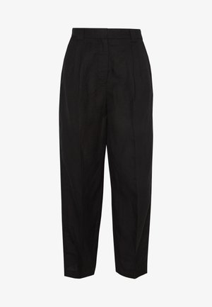 HAYDEN TROUSERS - Stoffhose - black