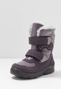 Lurchi - KIMMI-SYMPATEX - Winter boots - aubergine - 2