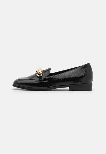 WHITNEY - Slippers - black