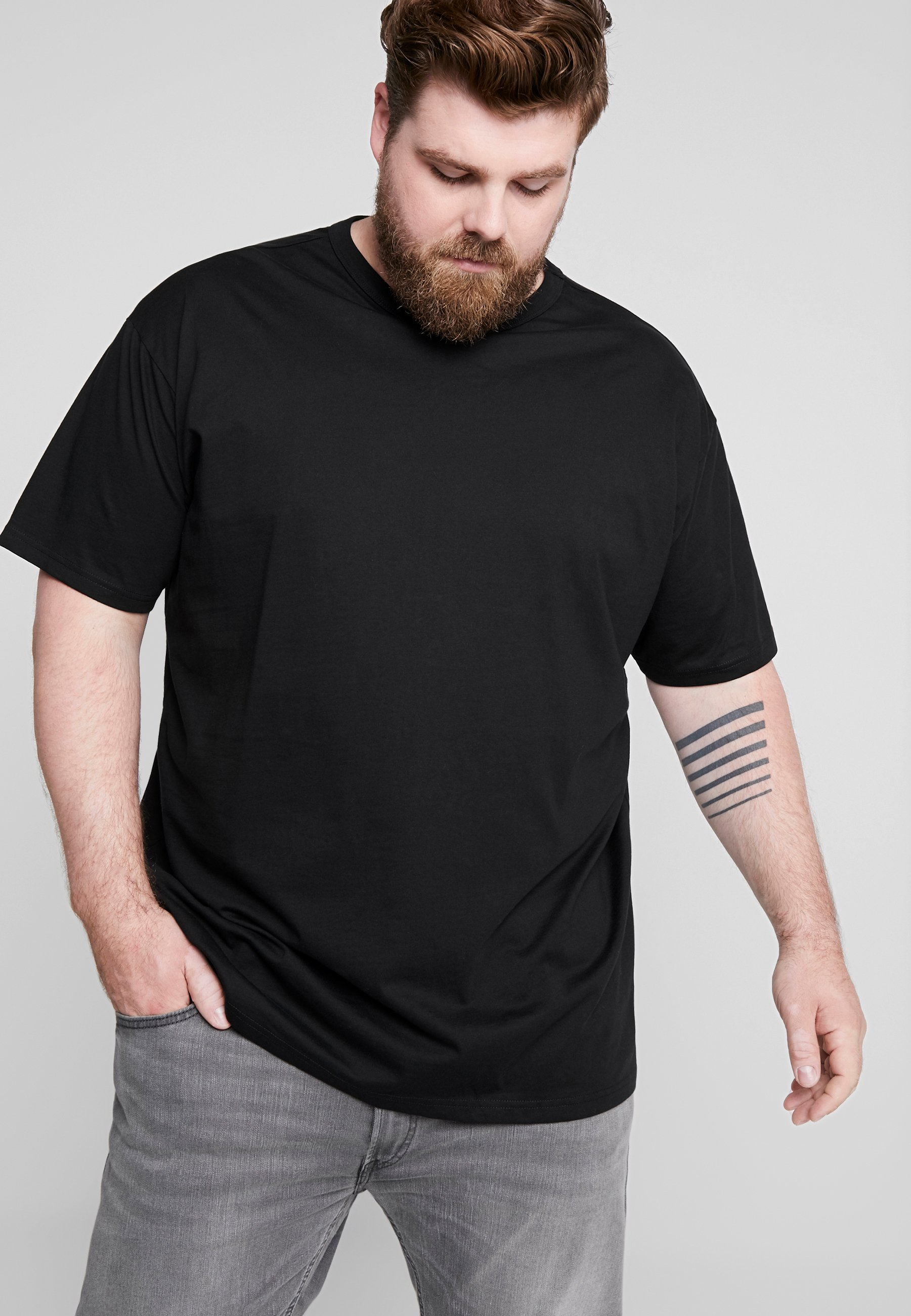 Hombre BASIC TEE PLUS SIZE - Camiseta básica