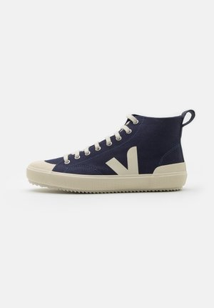 NOVA - High-top trainers - nautico/pierre