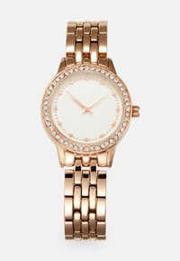 Anna Field - Zegarek - rose gold-coloured - 0