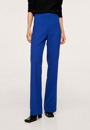 Spodnie materiałowe - blauw
