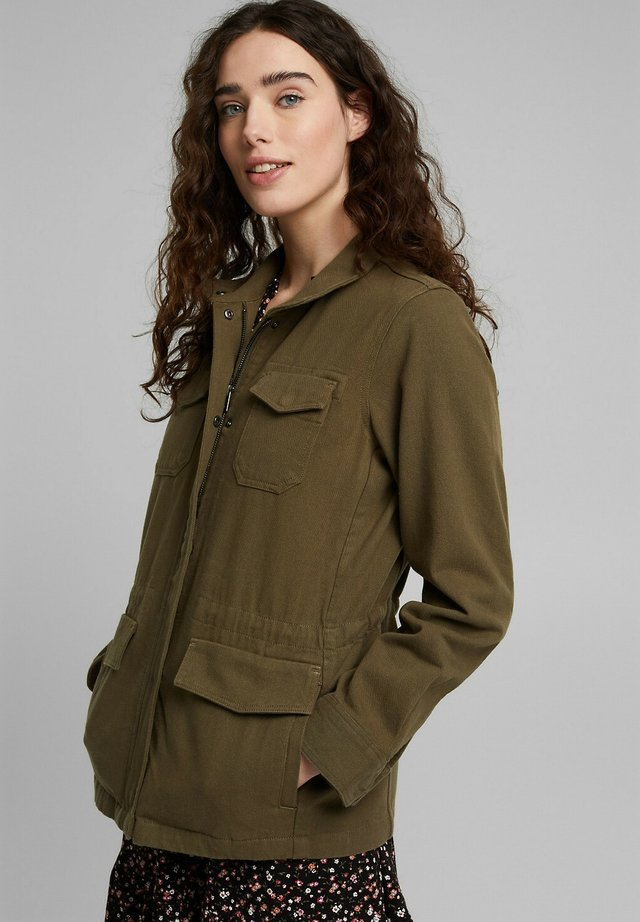 Veste légère - khaki green