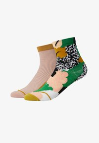Hysteria by Happy Socks - LENA ANKLE SOCK 2 PACK  - Calze - multi - 1