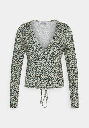 ENALLY - Maglietta a manica lunga - himalaya poppy