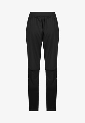 TEAMGOAL 23 SIDELINE WOVEN TRAININGSHOSE DAMEN - Tracksuit bottoms - puma black