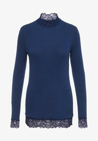 YAS - YASELLE  - Camicetta - navy - 4