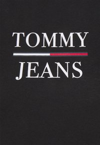 Tommy Jeans - SKINNY 2 PACK  - Print T-shirt - black/white - 4