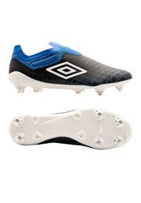 Umbro - Moulded stud football boots - schwarz weissblau - 1