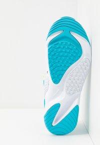 Nike Sportswear - ZOOM 2K - Baskets basses - blue fury/black/white/limelight - 6