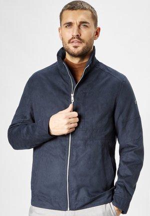 Summer jacket - dk. blue