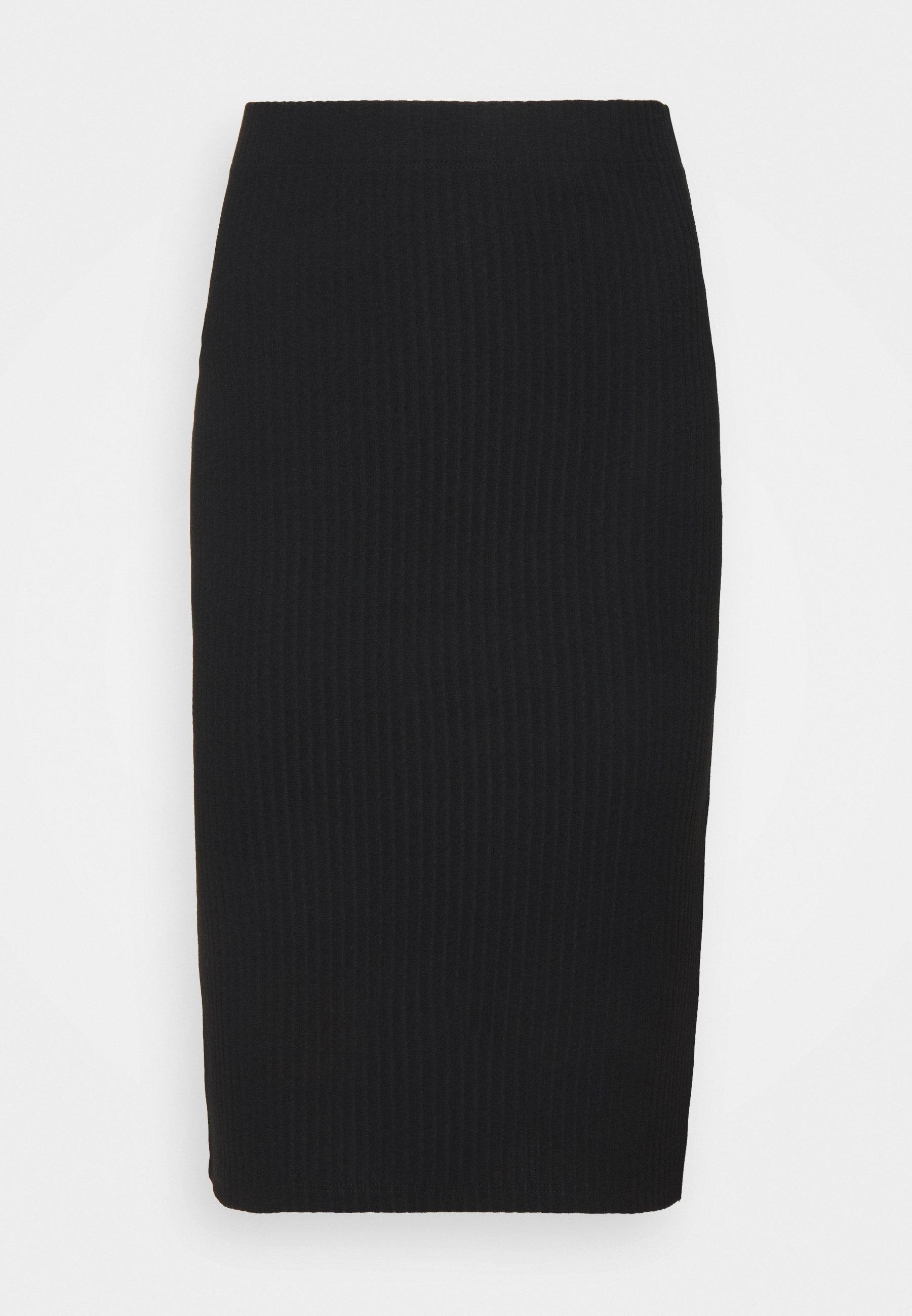 Femme ONLNELLA SLIT SKIRT - Jupe crayon