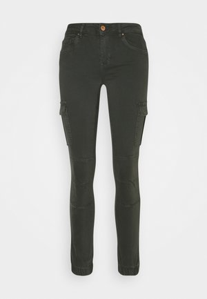 Cargo trousers - rosin