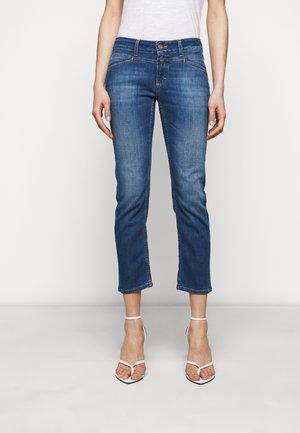 STARLET - Skinny džíny - mid blue