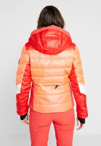 Bogner Fire + Ice - FARINA - Skijacke - orange/apricot - 2