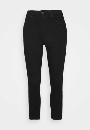 PURE JAMIE - Jeans Skinny Fit - black