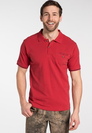 KAPSTADT - Polo shirt - red