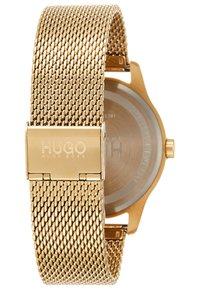 HUGO - DARE - Watch - gold-coloured - 1