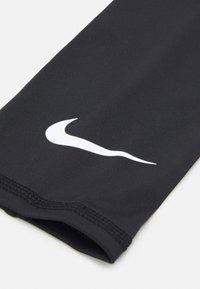 Nike Performance - SHOOTER SLEEVE 2.0 NBA - Arm warmers - black/white - 2