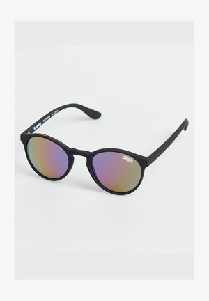 Sunglasses - oil slick mirror