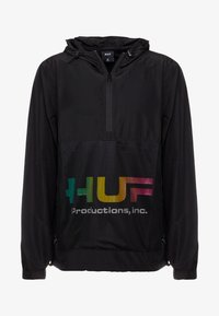 HUF - PRODUCTIONS INC - Windbreaker - black - 4