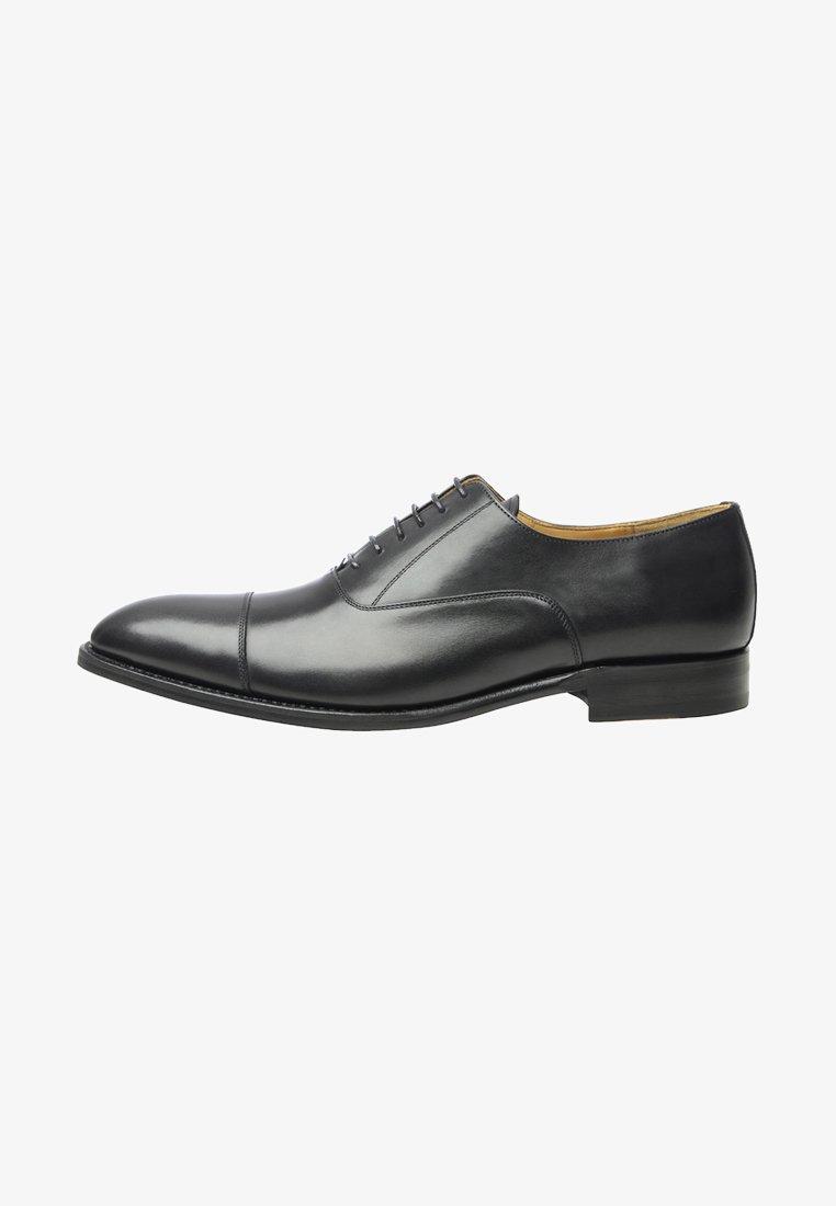 SHOEPASSION - NO. 556 - Smart lace-ups - black