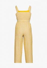 ONLY - ONLCANYON STRAP CROP - Jumpsuit - golden spice - 1