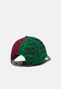 MOSCHINO - Cap - red/white/green - 1