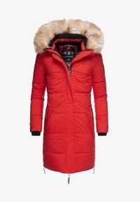 Navahoo - HALINA - Winter coat - red - 1