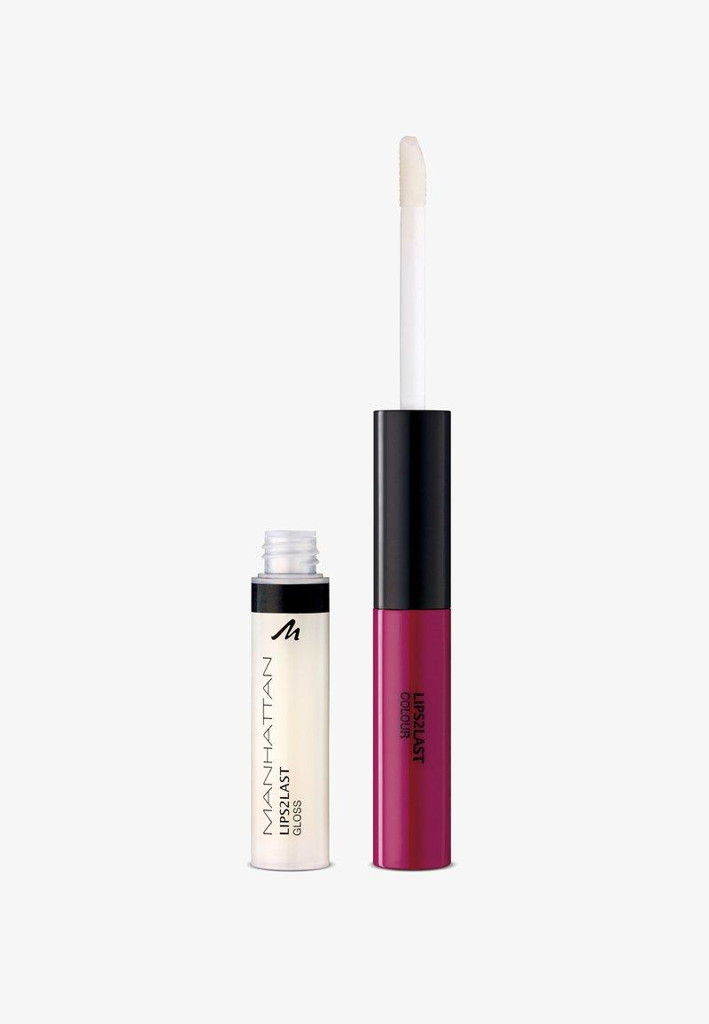 Manhattan Cosmetics - LIPS2LAST - Lip gloss - 46T pink berry