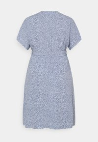 Selected Femme Curve - SLFENNA SHORT DRESS  - Day dress - arctic ice - 1