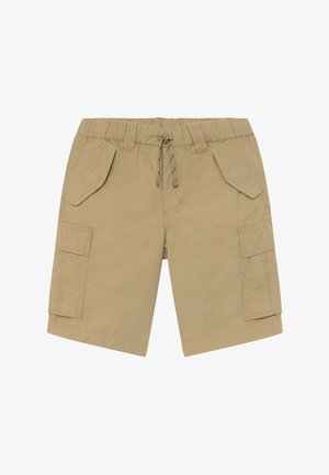 BOTTOMS - Pantalon cargo - boating khaki