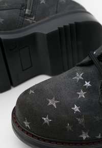 Richter - PRISMA - Lace-up ankle boots - steel - 5