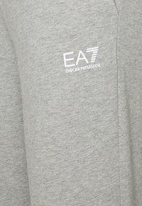 EA7 Emporio Armani - Jogginghose - medium melange grey - 4