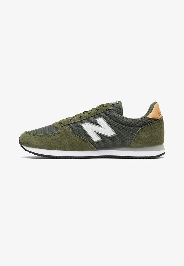 Sportschoenen - green/white