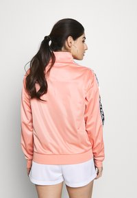 Fila Petite - TAOTRACK JACKET - Training jacket - lobster bisque/bright white - 2