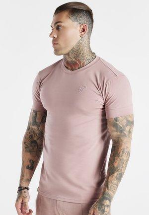 SMART ESSENTIALS TEE - Basic T-shirt - dusty pink