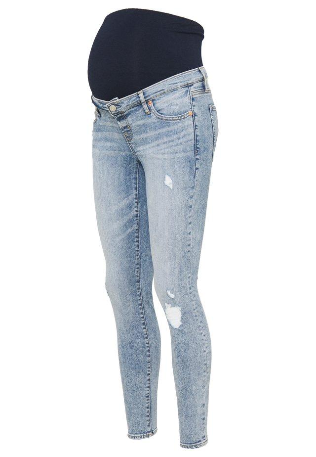 SHELBY DEST - Jeans Skinny Fit - light indigo