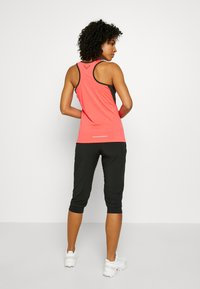 CMP - WOMAN PANT 3/4 - 3/4 sports trousers - nero - 2