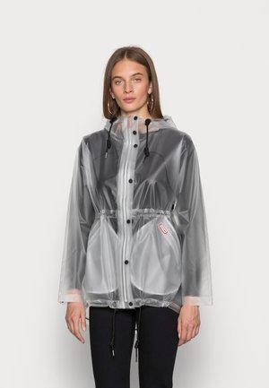WOMENS ORIGINAL SMOCK - Waterproof jacket - white