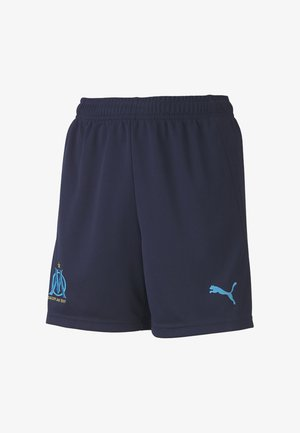 Sports shorts - peacoat-bleu azur