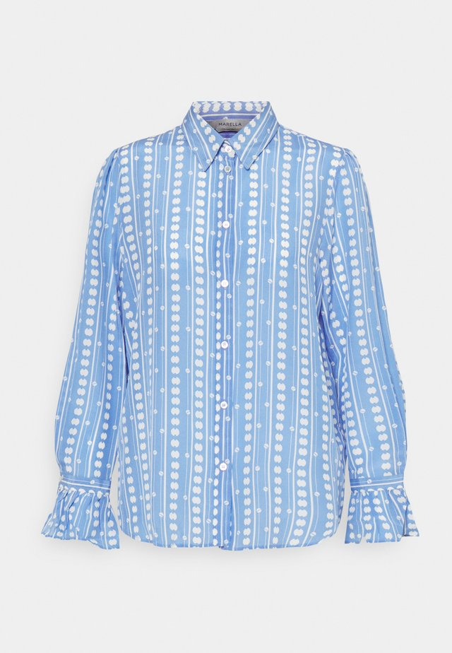 SABBIA - Skjorta - azzurro