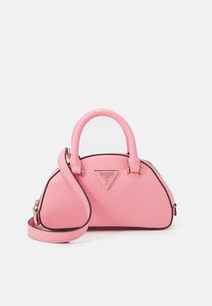CORDELIA MINI DOME SATCHEL - Handbag - pink