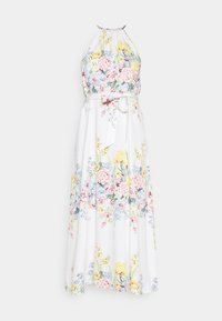 ONLY - ONLALMA LIFE LONG DRESS - Maxi dress - cloud dancer/summer botanic - 4